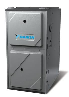 Daikin gas furnace
