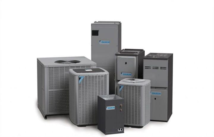 Daikin AC Units, Installation, Air Conditioning Unit