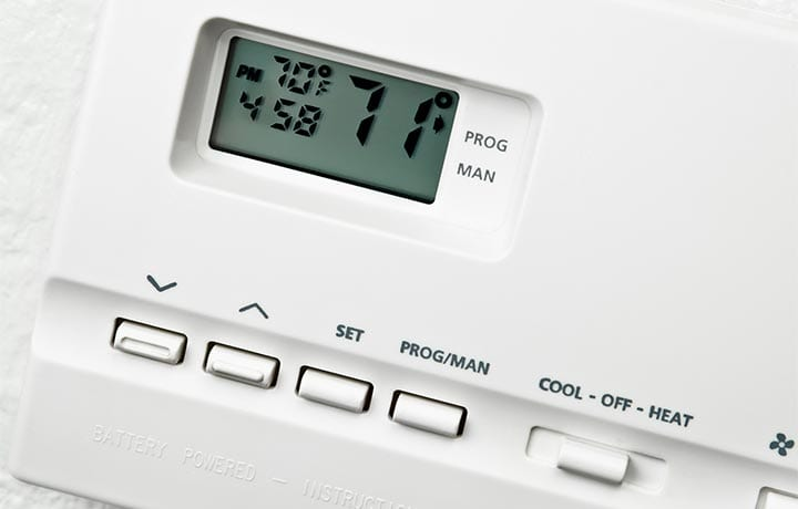 Programmable-Thermostat, Efficiency