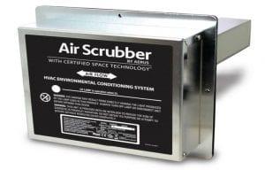 Air Scrubber, Saharan Dust